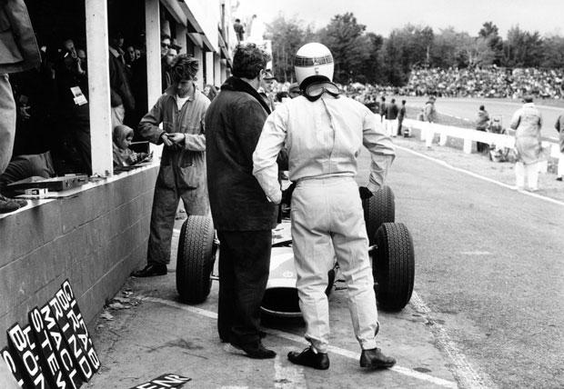 Jackie Stewart: F1's original young gun
