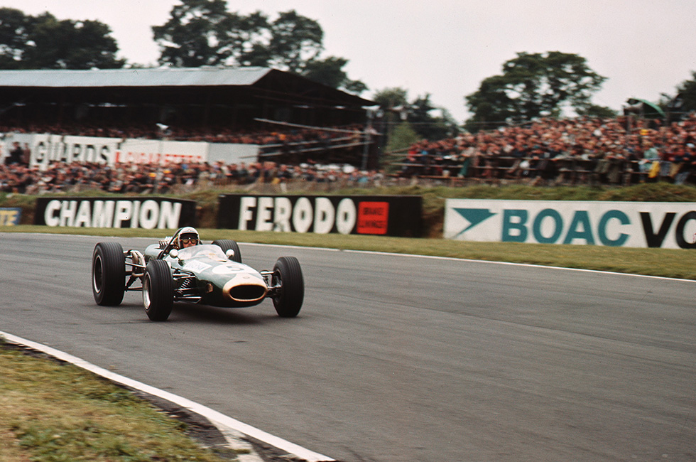 Brabhams at Brands Hatch