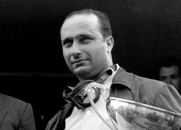 Fangio: the morning I met the Maestro