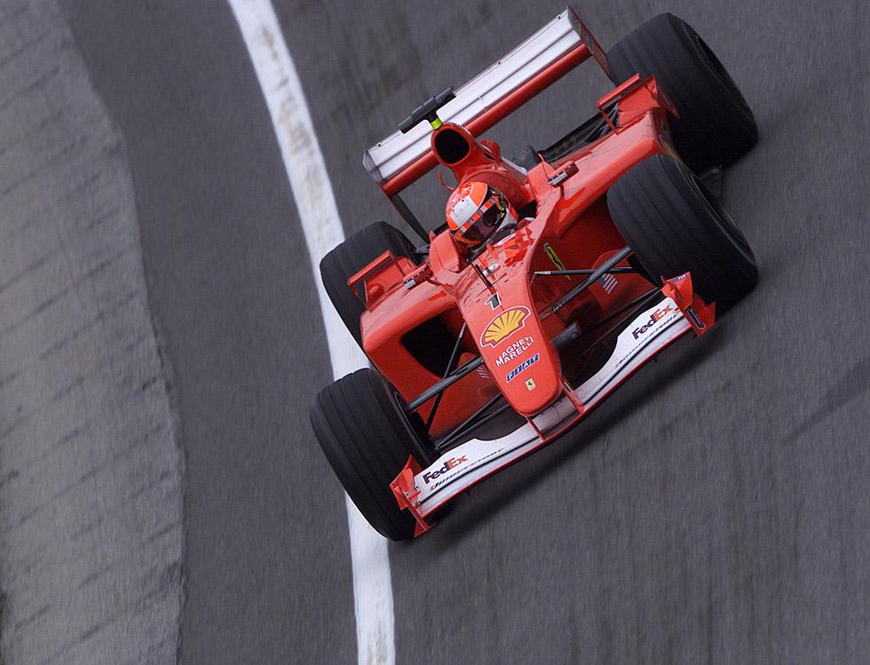 Ferrari: the World Champions