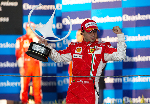 I was there when… 2008 Brazilian GP