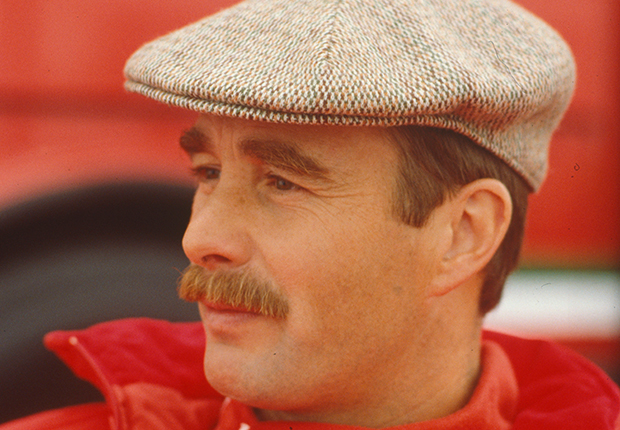 Roebuck's legends: Mansell in the media