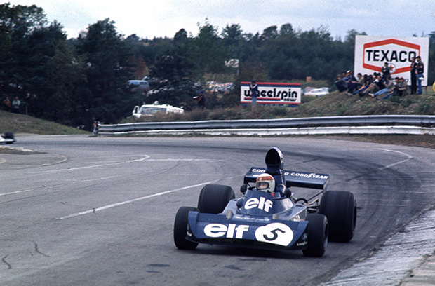 Jackie Stewart's last Grand Prix