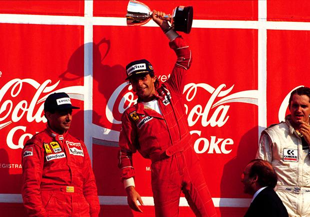 1988 Italian Grand Prix report