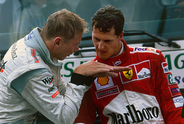 I was there when… 2000 Belgian GP