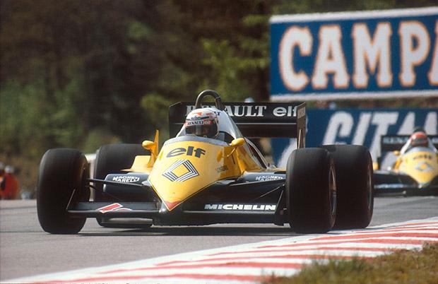 1983 Belgian Grand Prix report