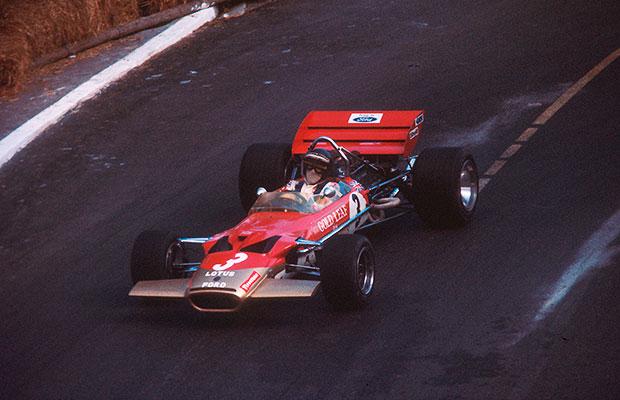I was there when… 1970 Monaco GP