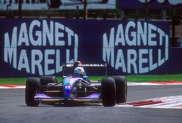 David Brabham at Imola, 1994