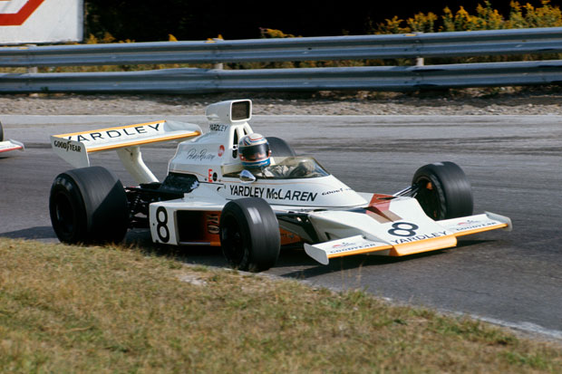 Appreciating the late Peter Revson