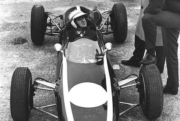 Jackie Stewart: back to the beginning