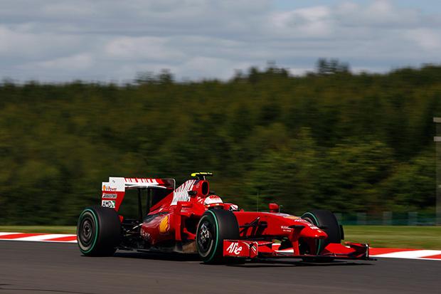 Räikkönen: a long wait for victory