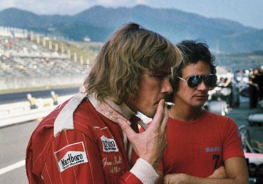 Hunt vs Lauda on the big screen in 'Rush'