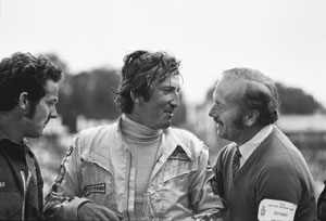 Jochen Rindt – by his rivals (1/5)