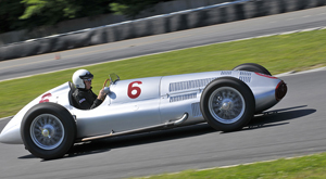 W154 back on track after 70 years
