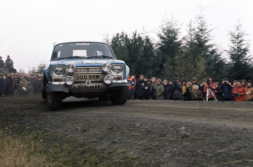 Rally GB winners