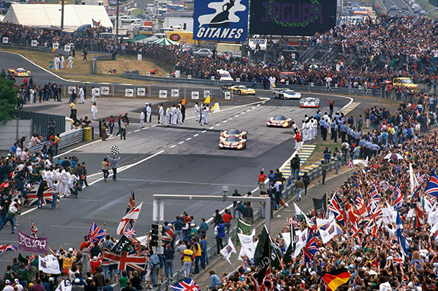 Sports car racing back where it belongs