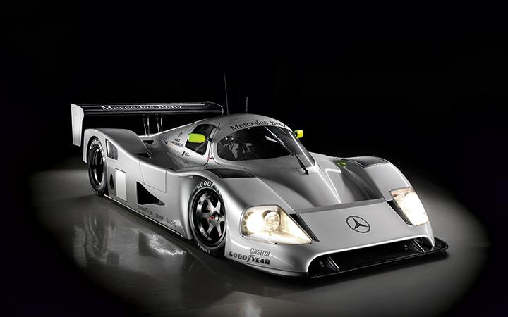 Great racing cars: 1990 Mercedes-Benz C11