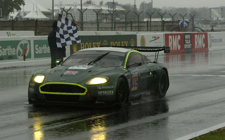Classified spotlight: Aston Martin DBR9