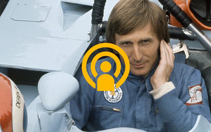 Podcast with Derek Bell