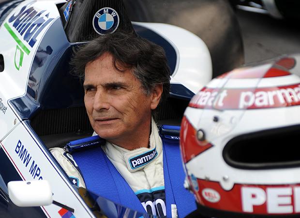 The notorious Nelson Piquet
