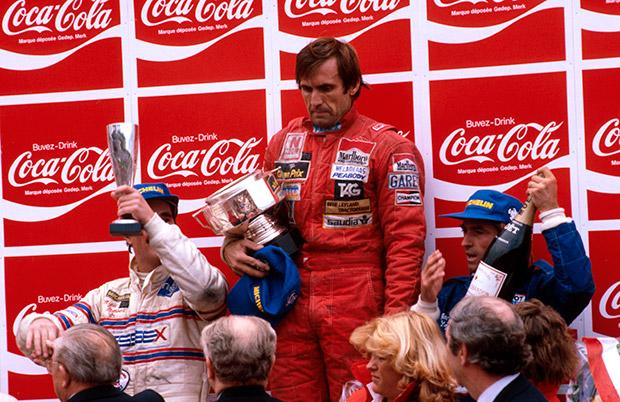Roebuck's legends: Carlos Reutemann