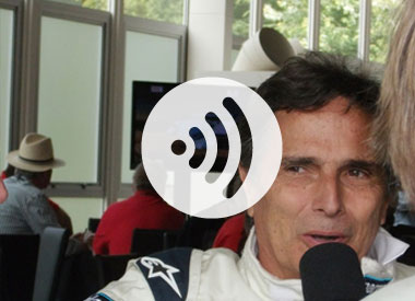 July's audio podcast from Goodwood