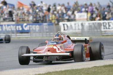 The Legend of Gilles Villeneuve