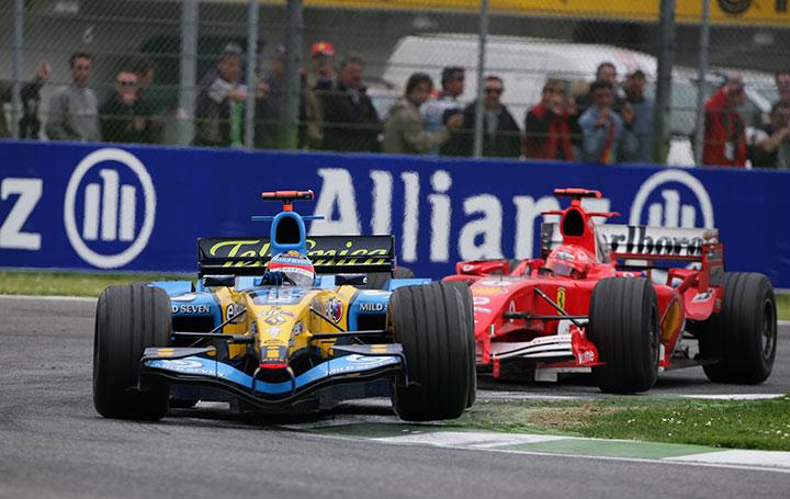97 – 2005 San Marino GP