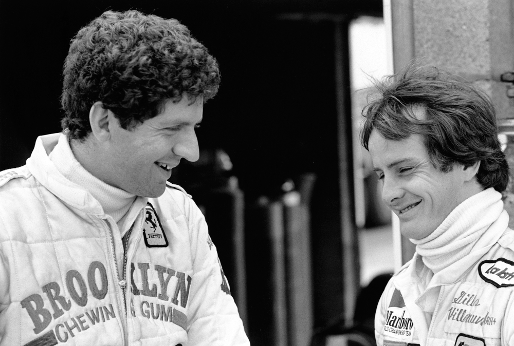 From the Archive – Villeneuve, Hawthorn, Rodriguez and more