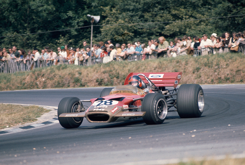 From the Archive – Fittipaldi, Vukovich and more