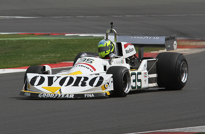 Scott and Thornton share Mexican Historic F1 wins