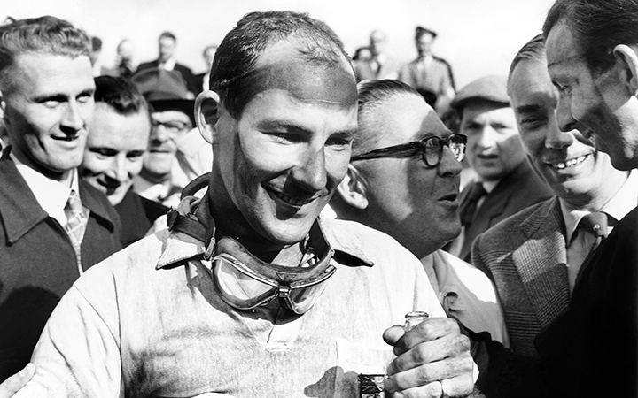 Track Torque with Sir Stirling Moss, part two