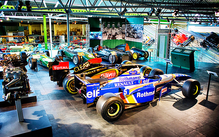 Your opinion: The National Motor Museum