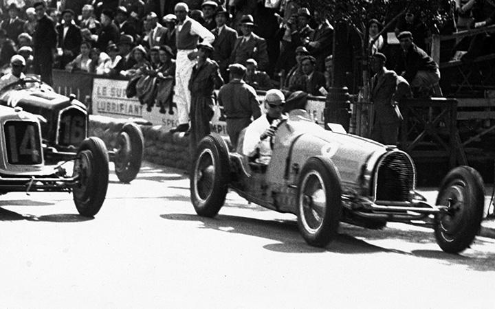 Bugatti's work of art