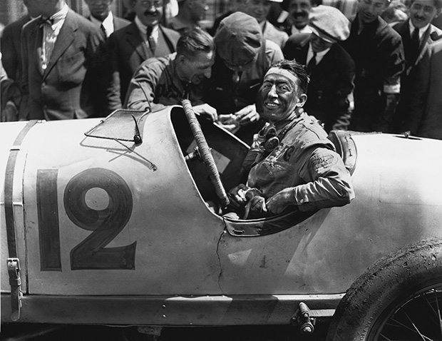 Jimmy Murphy's 1921 French GP victory