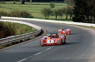 Spa's old circuit still popular as ever