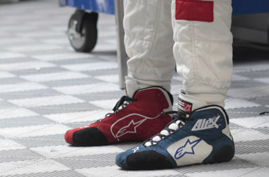 Motor racing superstitions