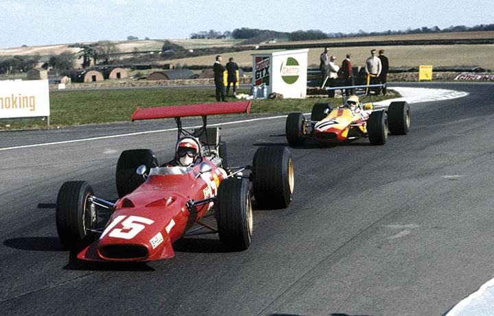Great Racing Cars: Odds 'n sods
