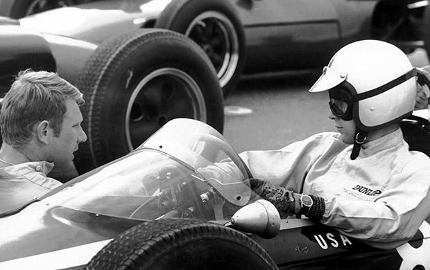 Timmy Mayer: McLaren's lost talent