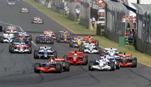 2008 Australian Grand Prix report