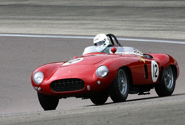 Ferrari's exhaust revealed