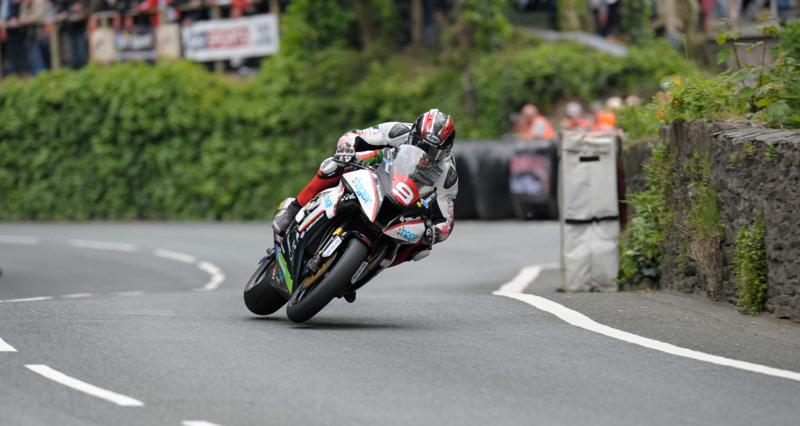 The Isle of Man TT…