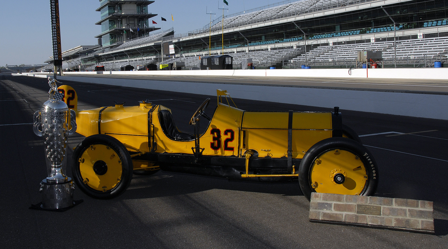 The controversial first Indy 500