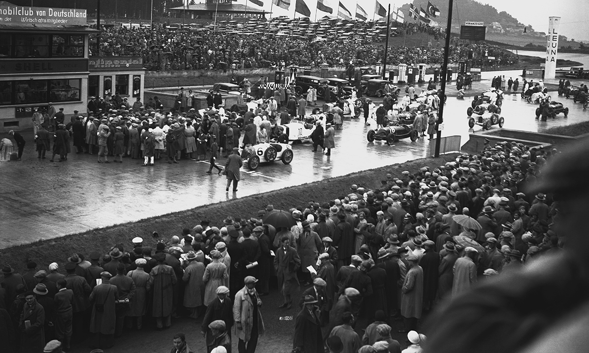 62 – 1931 German GP