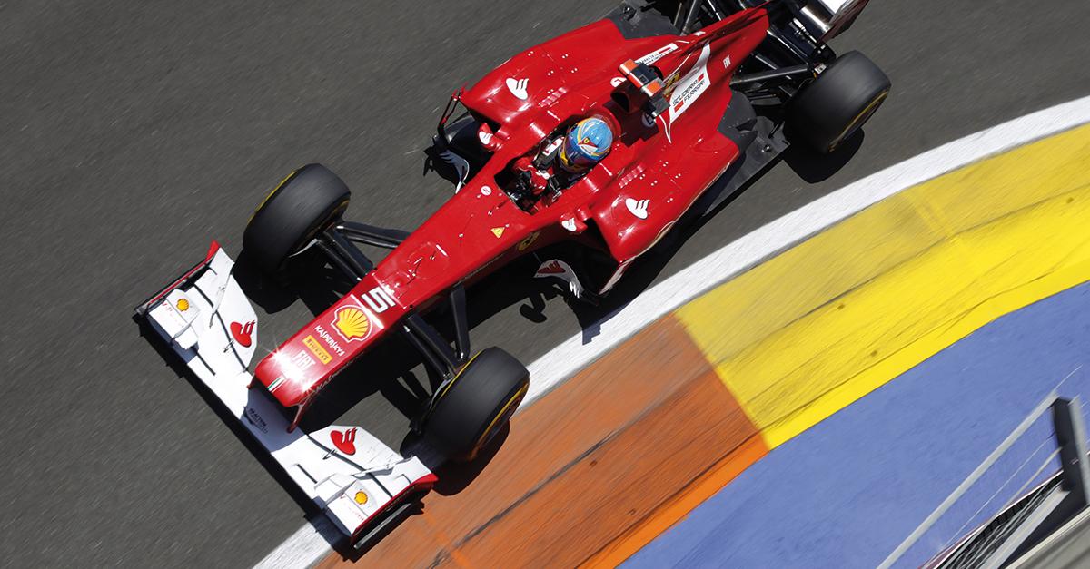 66 – 2012 European Grand Prix