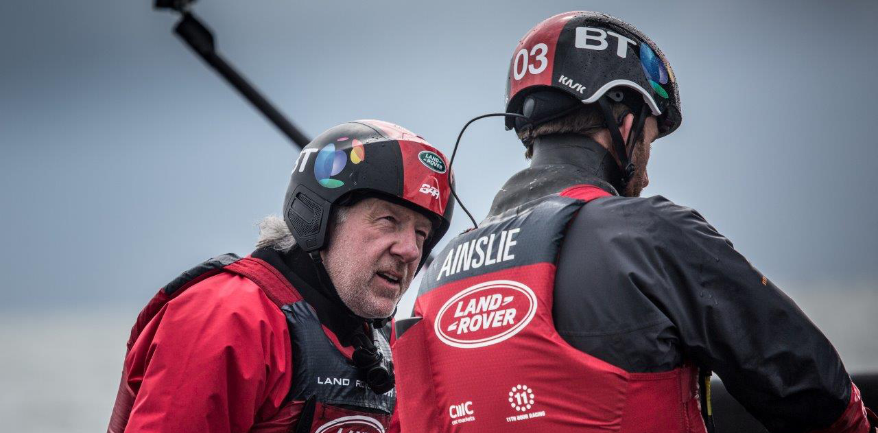 Prodrive – from Le Mans to the America's Cup