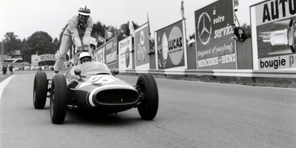 Track Torque with Innes Ireland and Niki Lauda