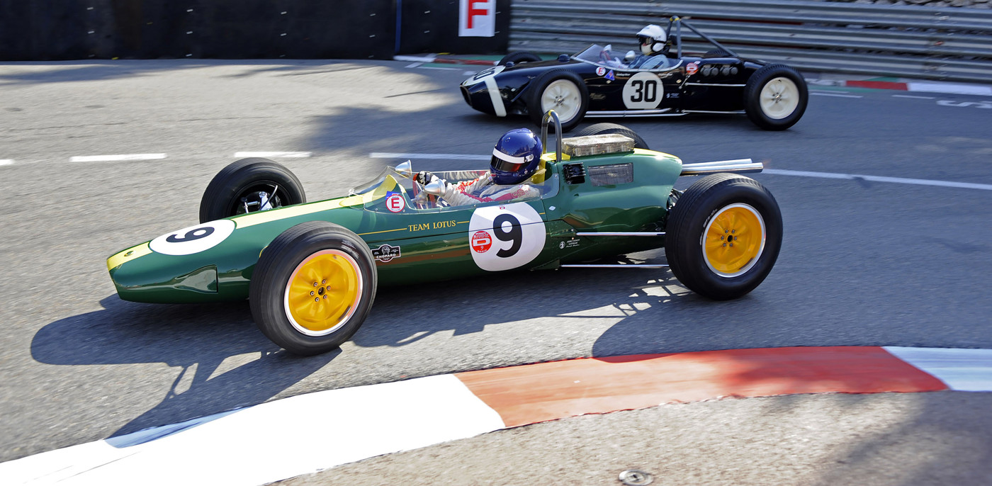Stunning entries for Monaco Historique
