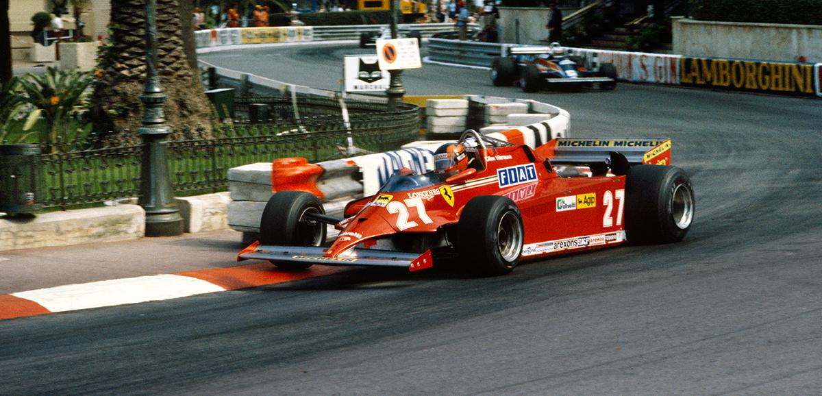 46 – 1981 Monaco GP