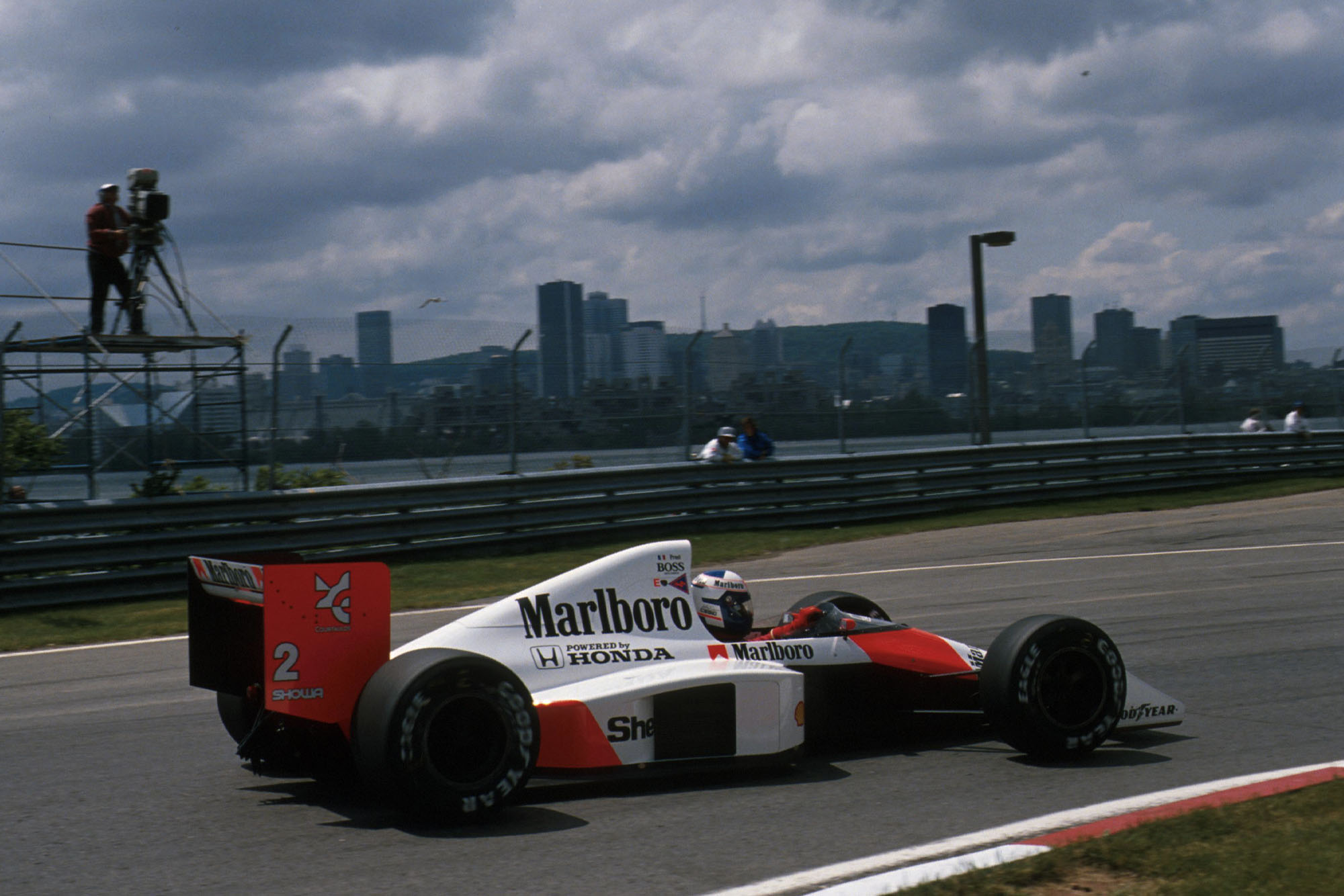 1989 Canadian GP pole
